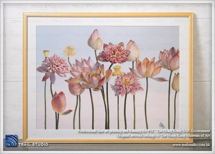 Professional Fine Art Printing and Framing